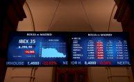 Las cuentas presentadas por grandes compañías como Banco Santander o Repsol lastran el objetivo del IBEX 35 de sostener los 9.000 puntos
