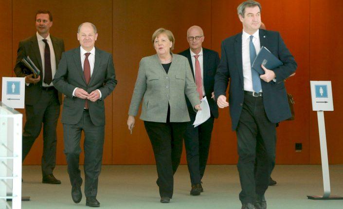 Merkel: Alemania confirma los peores pronósticos para 2021 | Autor del artículo: Daniel Domínguez