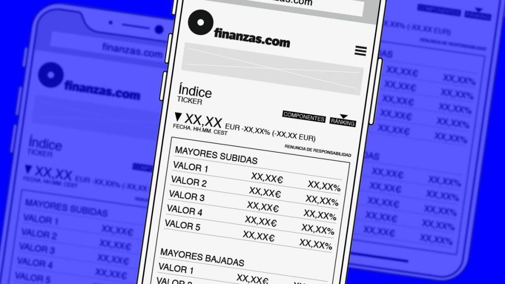 Contenido asociado: Finanzas.com activará en pocos días su mejorada sección de cotizaciones | Autor del artículo: Finanzas.com
