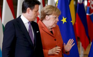 Eurogrupo: Merkel teme que no haya acuerdo sobre el fondo de reconstrucción | Autor del artículo: Cristina Casillas