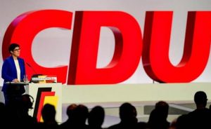 Merkel: La sucesión de Merkel colapsa. El euro y la bolsa rebajan la tensión | Autor del artículo: Finanzas.com