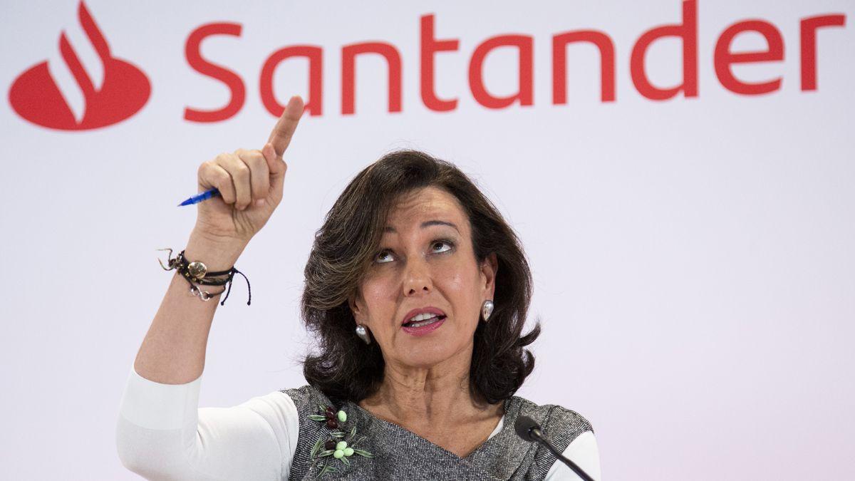 Banco Santander se coloca entre las 10 compañías de mayor envergadura de la zona del euro con mejor rentabilidad por dividendo
