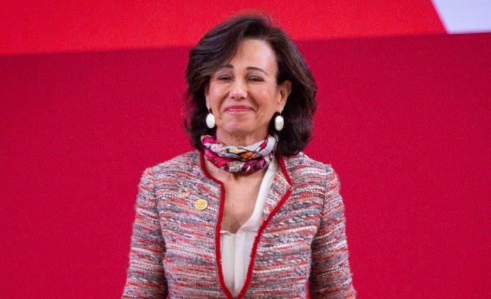 IBEX 35: Banco Santander. Las expectativas sobre los 1.300 millones de beneficio alimentan la remontada | Autor del artículo: José Jiménez