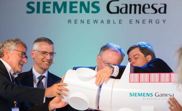 IBEX 35: El precio objetivo de Siemens Gamesa se calienta por el aroma de opa | Autor del artículo: Raúl Poza Martín