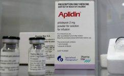 La Asociación Española de Medicamentos y Productos Sanitarios (AEMPS) autoriza a Pharmamar iniciar el ensayo clínico final del Aplidin contra el coronavirus
