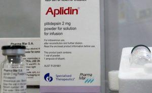"""Pharmamar recibe una """"evaluación positiva"""" de seis países de la Unión Europea para iniciar la fase III del Aplidin a la espera de que envíe la """"versión final para oficializar la autorización"""""""