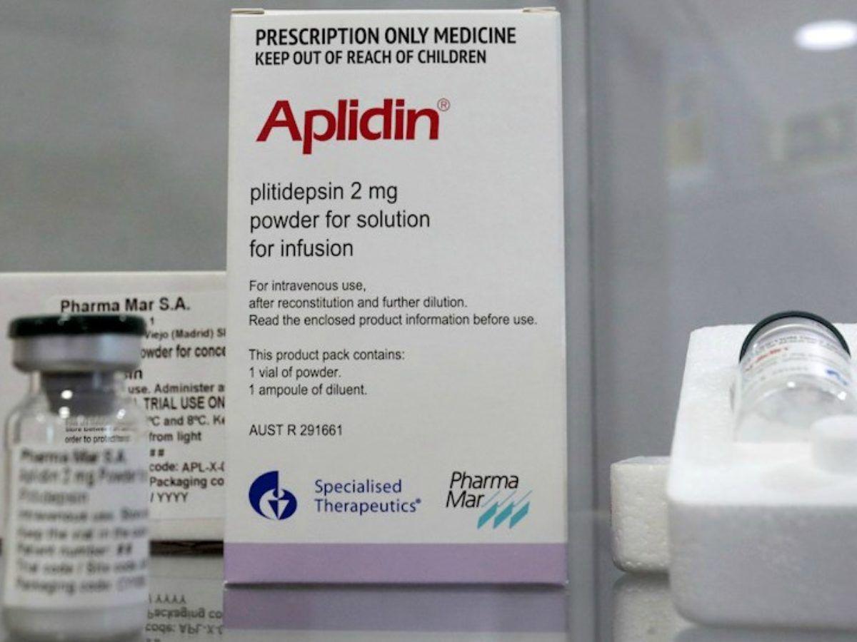 Pharmamar enviará los resultados del Aplidin como antitumoral a la EMA tras ganar la contienda judicial a la Comisión Europea