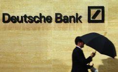 Deutsche bank: Deutsche Bank recibió un trato especial durante los test de estrés de la EBA   Autor del artículo: Finanzas.com