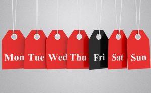 Black Friday: Black Friday: Así están los precios a pocos días | Autor del artículo: Finanzas.com