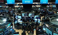 Wall Street cae desde máximos.