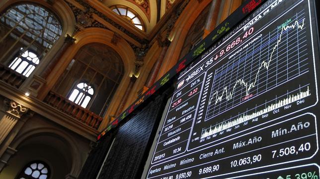 Los bancos del IBEX 35 caen con fuerza ante las peores perspectivas económicas