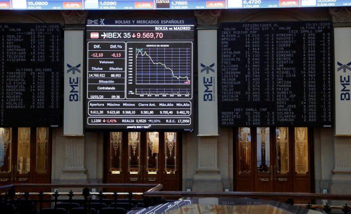El IBEX 35 cierra su tercera sesión consecutiva en positivo y borra, al igual que los principales parqués, a Evergrande gracias a la Fed que aproxima al selectivo a los 8.900 puntos