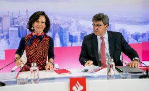 Exane BNP Paribas rebaja su consejo sobre Banco Santander tras un año y medio sin cambios y recorta el precio objetivo