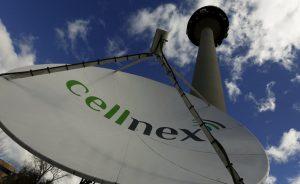 Cellnex, en máximos históricos, supera los 40.000 millones de capitalización bursátil.