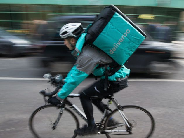 Empresas: Deliveroo dará un respiro al Londres posbrexit cuando capte 1.100 millones | Autor del artículo: Cristina Casillas