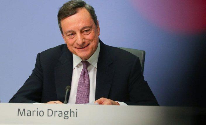 Draghi: El euro se desmarca de la euforia desatada por Draghi   Autor del artículo: Daniel Domínguez