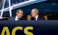 IBEX 35: ACS ofrece 10.000 millones a Atlantia por su negocio de autopistas | Autor del artículo: Finanzas.com