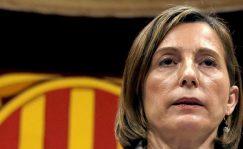 Referéndum Cataluña: Forcadell acata la orden de Rajoy y da por disuelto el Parlament   Autor del artículo: Finanzas.com