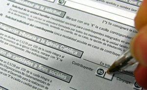 Declaración Renta: Declaración de la Renta: ¿de qué sirve marcar la casilla de fines sociales? | Autor del artículo: Cristina Casillas