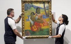 Coyuntura: Inversión en arte, en el punto de mira de los más ricos   Autor del artículo: Esther García López