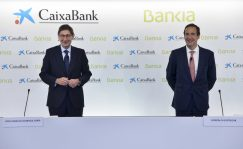 La fusión de Bankia y Caixabank tiene poco potencial de corto plazo