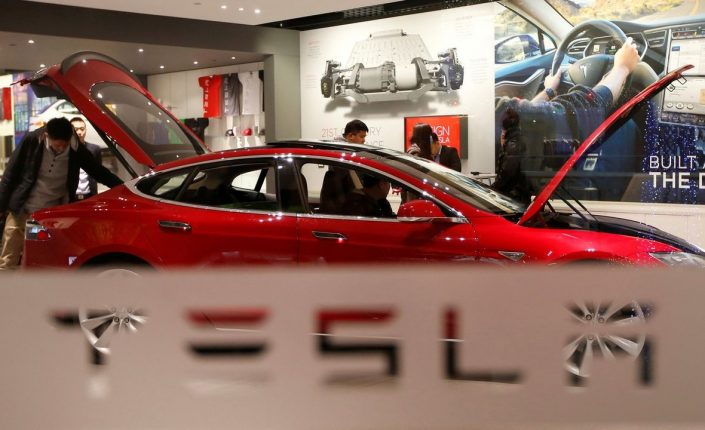 Empresas: Tesla endereza el rumbo en bolsa | Autor del artículo: Daniel Domínguez
