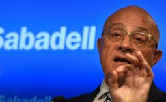 Banco Sabadell: El Sabadell lidera las pérdidas de los bancos del IBEX 35 | Autor del artículo: Daniel Domínguez