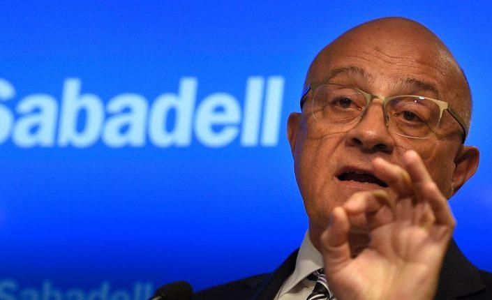 IBEX 35: Banco Sabadell. Oliu fondea el 80% de su sueldo en acciones | Autor del artículo: Cristina Triana