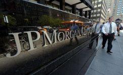 JP Morgan gana un 248 por ciento más en el primer semestre del 2021.