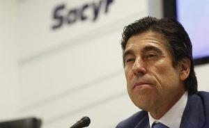 Mercado continuo: Sacyr se dispara en bolsa por un contrato de derivados | Autor del artículo: Daniel Domínguez