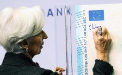 El BCE adapta su política monetaria a la lucha contra el cambio climático