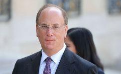 Larry Fink, CEO de Blackrock.