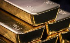 El precio de oro escaló en julio un 2,3% tras la caída producida el mes anterior