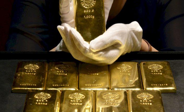 El oro pierde interés como valor refugio
