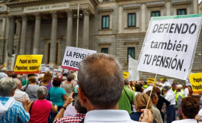 Jubilación: Escrivá se queda corto. Ampliar a 35 años el cómputo de las pensiones las bajaría un 8%   Autor del artículo: Esther García López