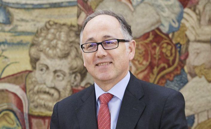 El consejero delegado de IAG, Luis Gallego.