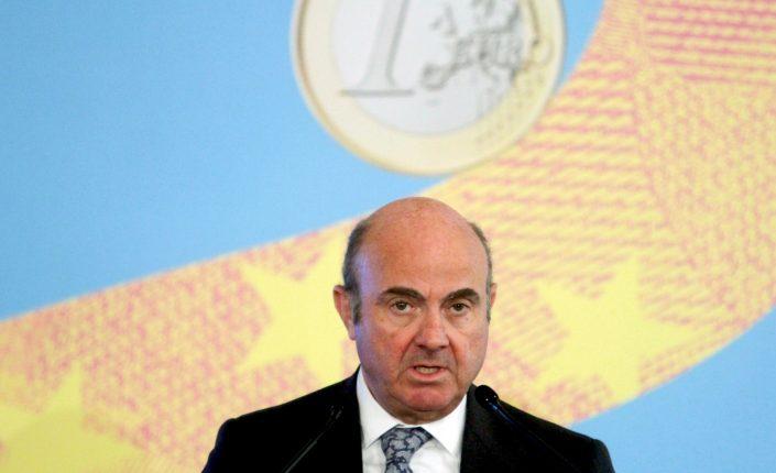 """Coyuntura: De Guindos defiende que el BCE cuenta con """"munición"""" para combatir al Covid-19   Autor del artículo: Daniel Domínguez"""