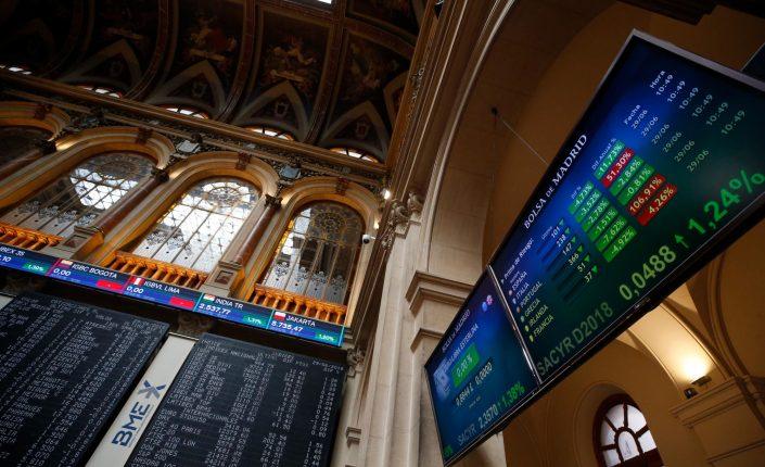Cinco IBEX 35 poseen una rentabilidad por dividendo por debajo del 1 por ciento