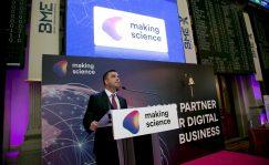 Mercado continuo: Making Science se estrena con buen pie en bolsa   Autor del artículo: Noelia Tabanera