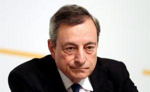 Draghi: SuperMario dice adiós el día donde lo más importante será su despedida   Autor del artículo: Cristina Casillas