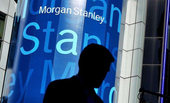 Empresas: Morgan Stanley dispara un 56% su beneficio   Autor del artículo: Cristina Casillas