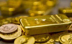 Powell y la inflación llevan al oro a máximos de cuatro semanas