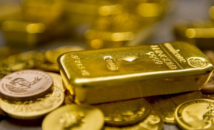 El oro se hunde por el miedo a que la Fed acelere la retirada de estímulos
