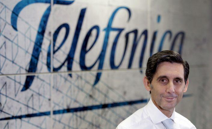 IBEX 35: Telefónica, TIM y Claro no quieren dejar escapar Oi. Elevan la oferta | Autor del artículo: Cristina Casillas