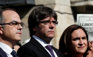 Referéndum Cataluña: Puigdemont y todo su 'govern', imputados por la juez Lamela   Autor del artículo: Finanzas.com