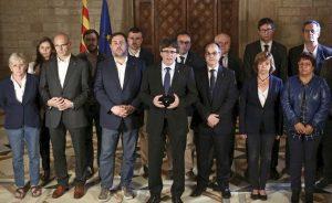 Referéndum Cataluña: El fiscal pide prisión sin fianza para Junqueras y siete exconsejeros   Autor del artículo: Finanzas.com