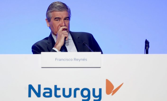 Gas Natural: IBEX 35. Naturgy encuentra el impulso en los 17,5 euros | Autor del artículo: Finanzas.com