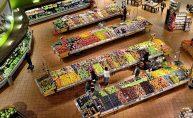 Los alimentos influyen en la tasa de inflación