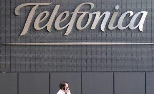 Mercados: Telefónica. Las acciones se toman un respiro en bolsa tras los resultados | Autor del artículo: Daniel Domínguez