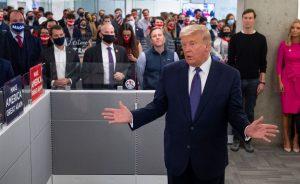 Trump: Trump se proclama ganador y anuncia que irá a los tribunales | Autor del artículo: José Jiménez